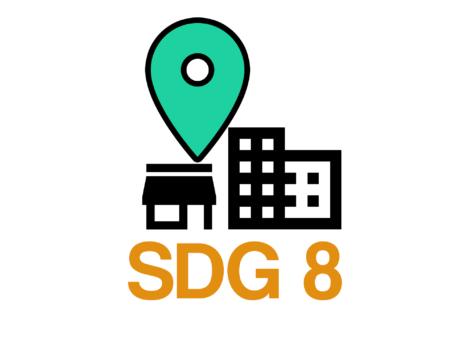 SDG 8: Regionaal ondernemerschap